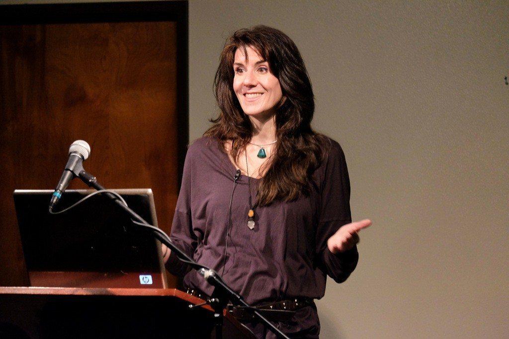 Leanne Venier live lecture
