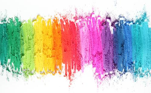 colors creativity rainbow
