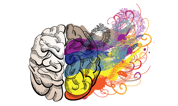 creativity brain