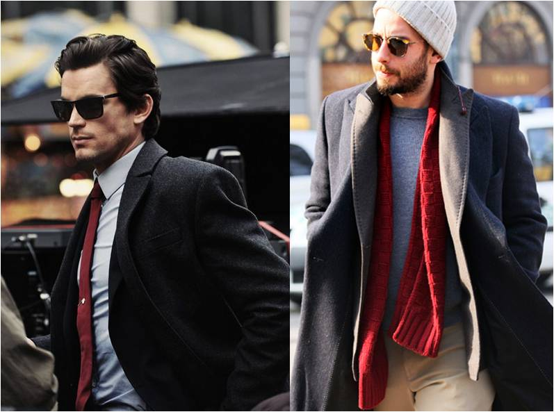 Mens-Red-Accessories