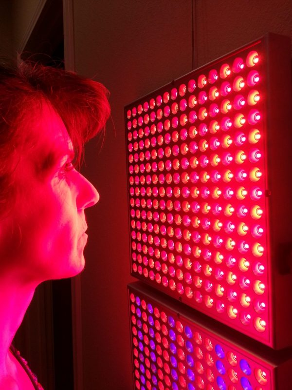 Biophotonic light Therapy Healing Matrix Custom formulations by Leanne Venier, scientist, engineer, medical researcher & healer