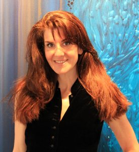Leanne Venier, engineer, eastern medicine physician, award-winning artist & pioneering expert in the science of light therapy