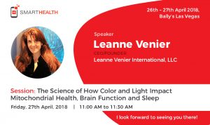 Leanne Venier is an invited speaker at the SmartHealth Medical Technology Innovations conference